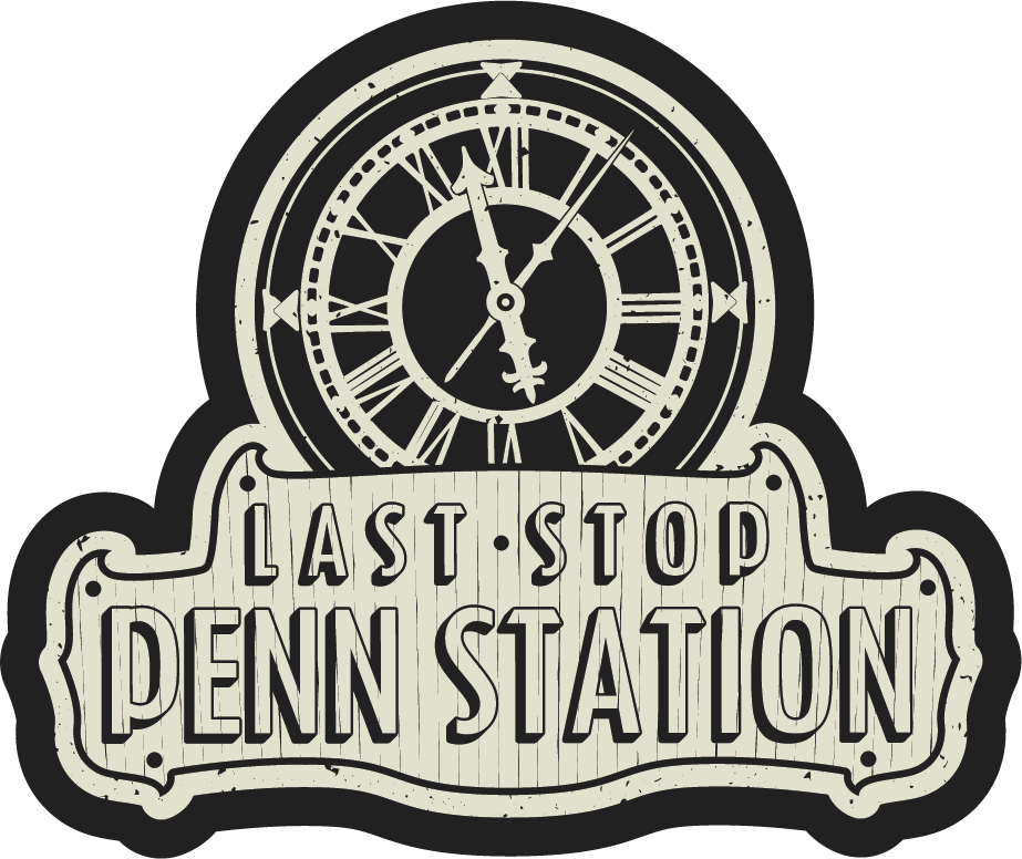 Last Stop Penn Station podcast